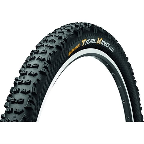 CONTINENTAL TRAIL KING PROTECTION APEX 27.5 FOLDING TYRE