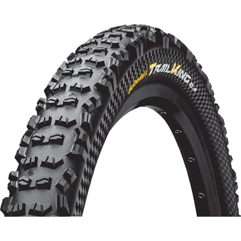 CONTINENTAL TRAIL KING PROTECTION APEX 29 FOLDING TYRE