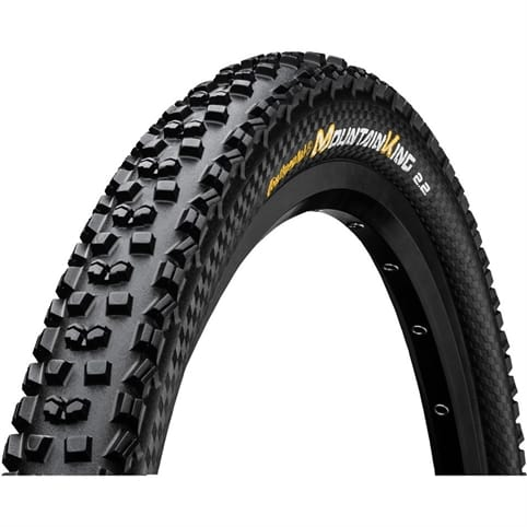 CONTINENTAL MOUNTAIN KING II PROTECTION 27.5 FOLDING TYRE