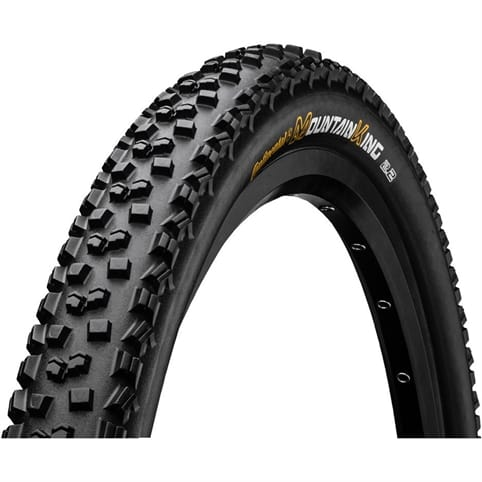 CONTINENTAL MOUNTAIN KING II RACESPORT 26 FOLDING TYRE
