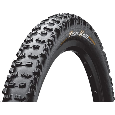 CONTINENTAL TRAIL KING RACESPORT 27.5x2.2 FOLDING TYRE *