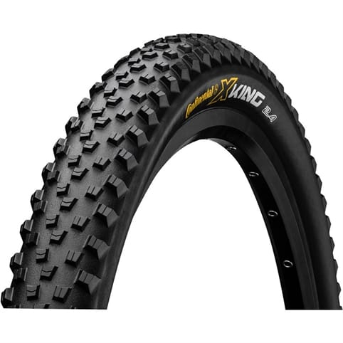 CONTINENTAL X KING RACESPORT 26 FOLDING TYRE