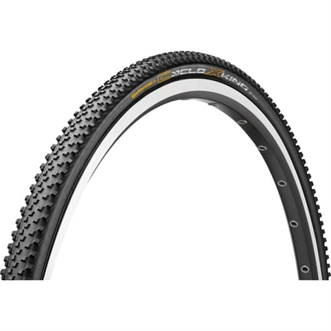 CONTINENTAL CYCLO X-KING RACESPORT FOLDING TYRE
