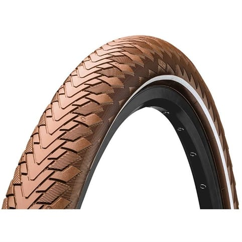 CONTINENTAL CONTACT CRUISER WIRE TYRE