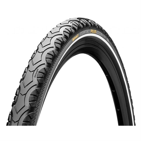 CONTINENTAL CONTACT PLUS TRAVEL REFLEX WIRE TYRE