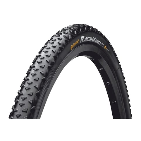 CONTINENTAL RACE KING CX PUREGRIP FOLDING TYRE *