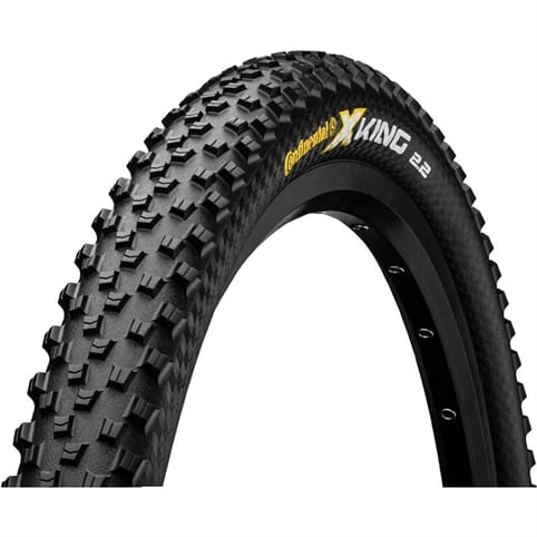 CONTINENTAL X KING PUREGRIP 27.5 FOLDING TYRE