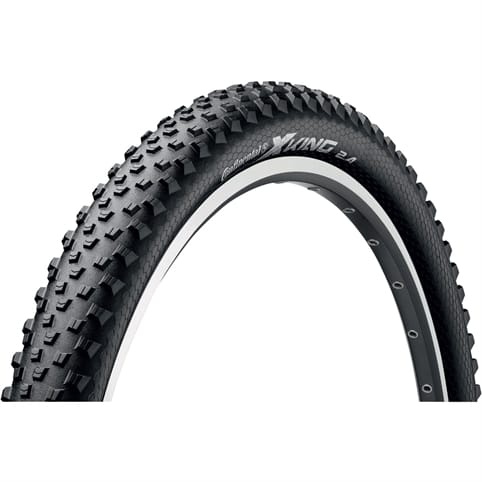 CONTINENTAL X KING 26 FOLDING TYRE