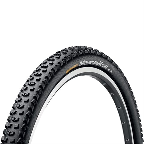 CONTINENTAL MOUNTAIN KING II 27.5 RIGID TYRE