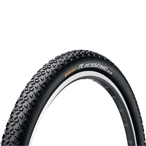 CONTINENTAL RACE KING II PUREGRIP 27.5 RIGID TYRE