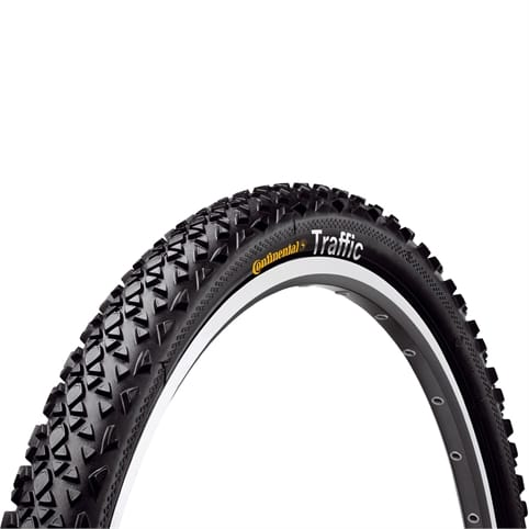 CONTINENTAL TRAFFIC 24 RIGID TYRE