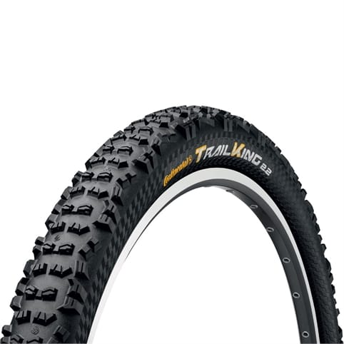 CONTINENTAL TRAIL KING PUREGRIP 27.5 RIGID TYRE