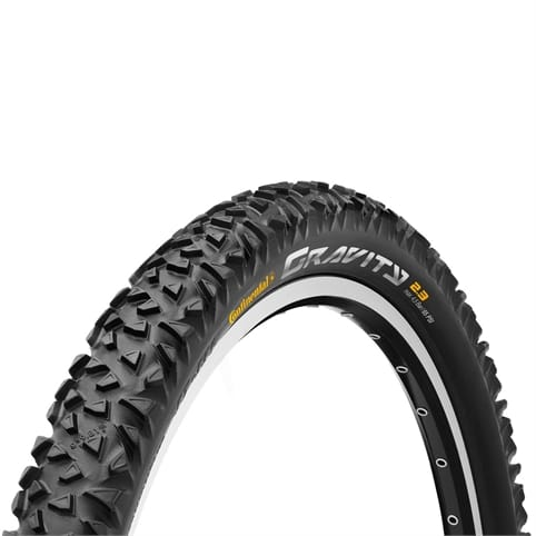 CONTINENTAL GRAVITY 26 RIGID TYRE