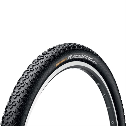 CONTINENTAL RACE KING PUREGRIP 26 RIGID TYRE