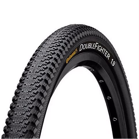 CONTINENTAL DOUBLE FIGHTER III RIGID HYBRID TYRE
