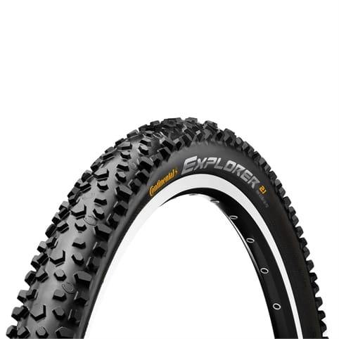 CONTINENTAL EXPLORER 24 RIGID TYRE **
