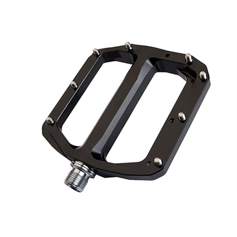 BURGTEC PENTHOUSE FLAT PEDALS MK4 STEEL AXLE