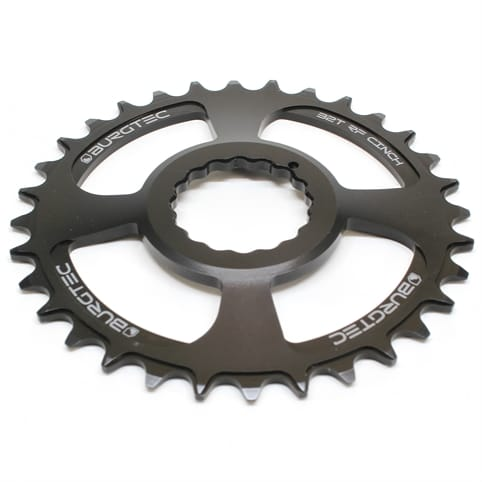 BURGTEC THICK THIN RF CINCH CHAINRING