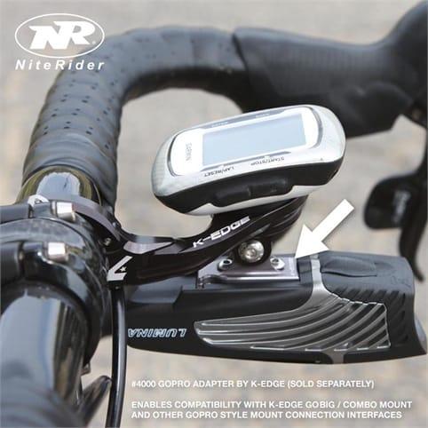 NiteRider Lumina 1100 Boost Bike Headlight Black