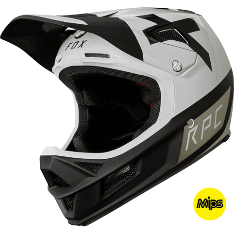 FOX RAMPAGE PRO CARBON PREEST MIPS FULL FACE HELMET
