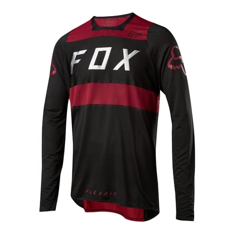 FOX FLEXAIR LONG SLEEVE JERSEY *