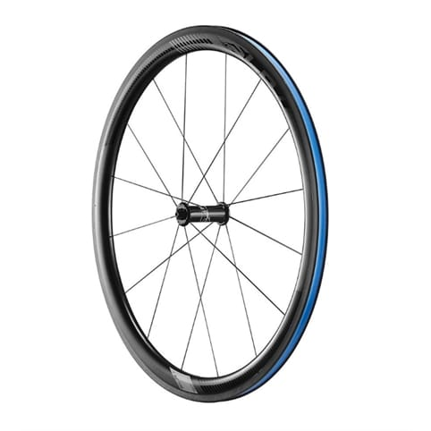 GIANT SLR 1 FULL CARBON AERO 42mm FRONT WHEEL 2018