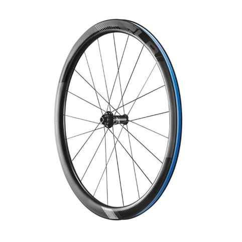 GIANT SLR 1 DISC FULL CARBON AERO 42mm FRONT WHEEL 2018