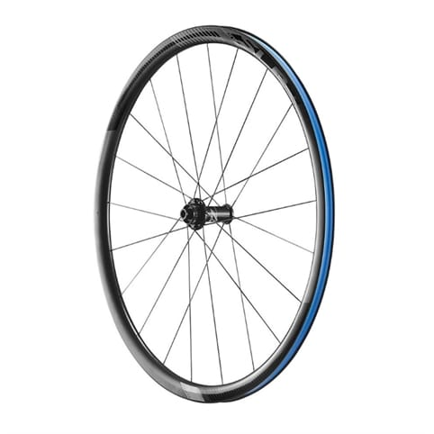 GIANT SLR 1 DISC FULL CARBON CLIMBING FRONT WHEEL 2018