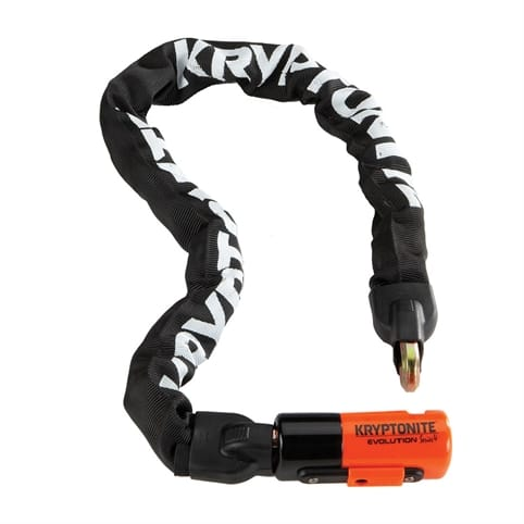 KRYPTONITE EVOLUTION SERIES 4 1090 INTEGRATED CHAIN 10 MM x 90 CM