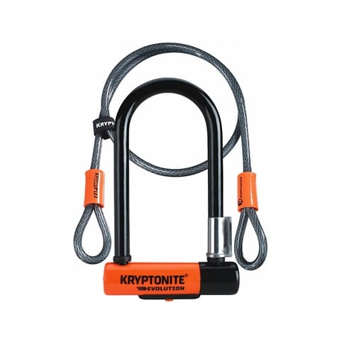KRYPTONITE EVOLUTION MINI-7 WITH KRYPTOFLEX 120CM *
