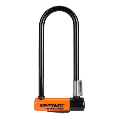 KRYPTONITE EVOLUTION MINI 9 WITH FLEXFRAME U-LOCK