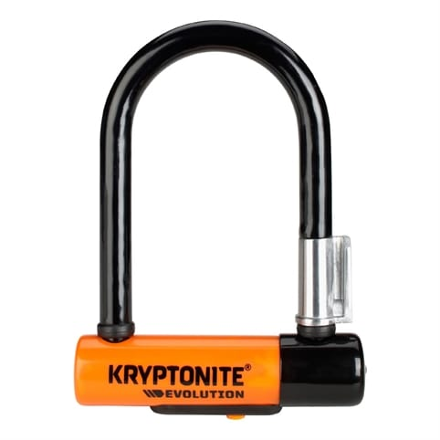 KRYPTONITE EVOLUTION MINI 5 WITH FLEXFRAME U-BRACKET