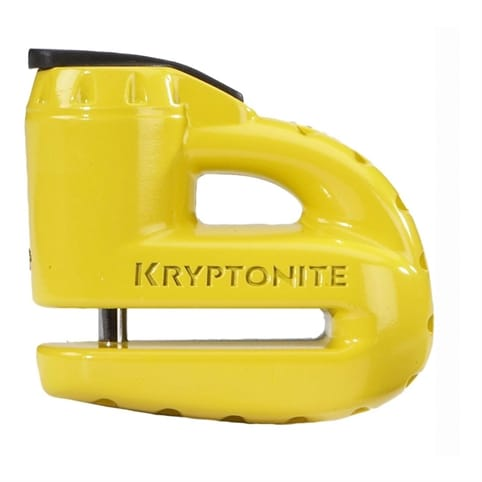 KRYPTONITE KEEPER 5-S DISC LOCK WITH REMINDER CABLE