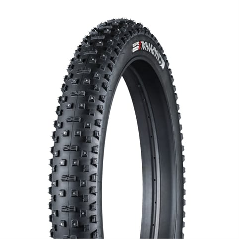 BONTRAGER GNARWHAL STUDDED TEAM ISSUE TLR 26 FAT BIKE TYRE