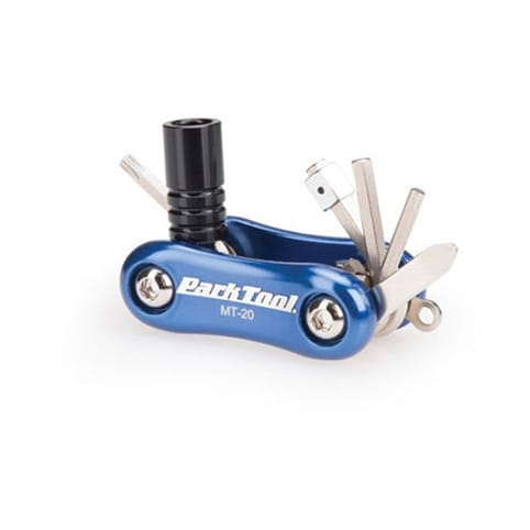 PARK TOOL MT-20 MINI FOLD UP MULTI TOOL