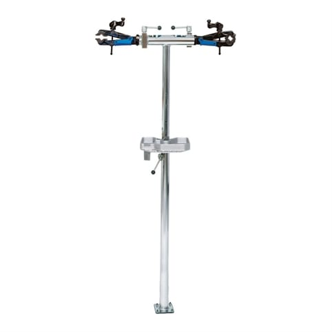 PARK TOOL PRS-2.2-2 DELUXE DOUBLE ARM REPAIR STAND W/100-3D CLAMP