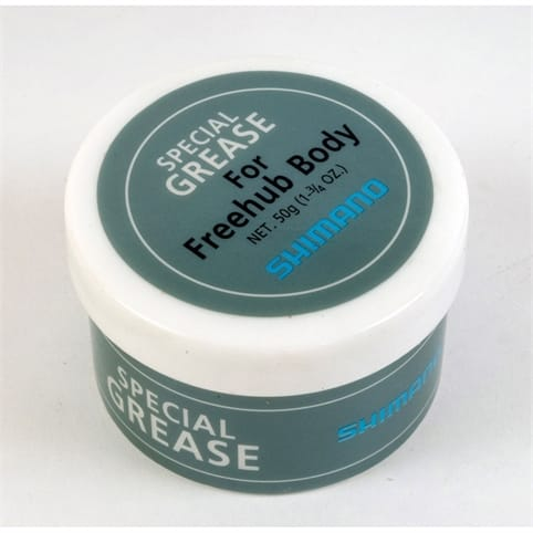 SHIMANO SPECIAL GREASE FOR PAWL-TYPE FREEHUB BODIES 50 G