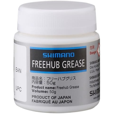 SHIMANO SPECIAL GREASE FOR PAWL-TYPE FREEHUB BODIES 50 G *