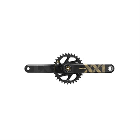 SRAM XX1 EAGLE DUB DIRECT MOUNT 12 SPEED 34T CRANKSET