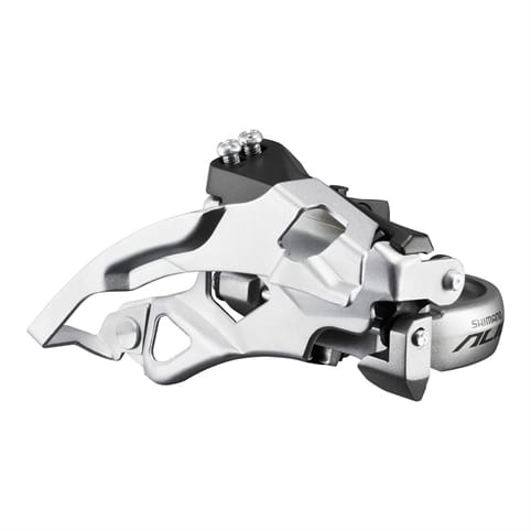 SHIMANO FD-T4000 ALIVIO 9-SPEED FRONT DERAILLEUR (TOP SWING)