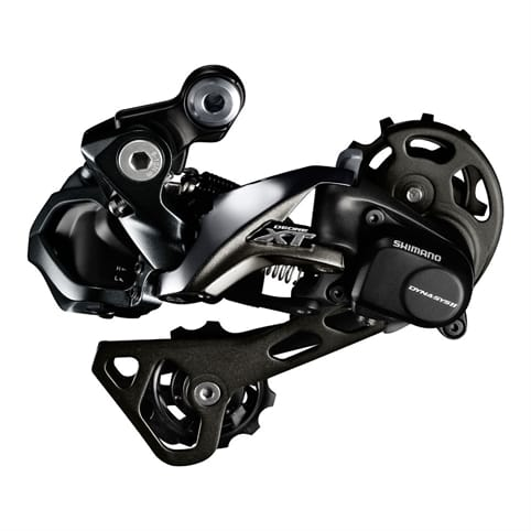 SHIMANO RD-M8050 XT Di2 E-TUBE 11-SPEED REAR DERAILLEUR