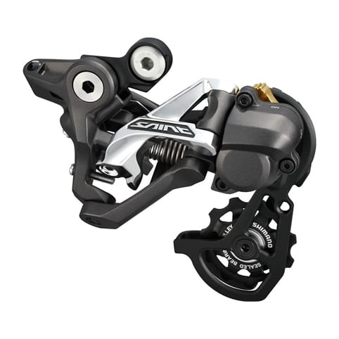 SHIMANO RD-M820 SAINT SHADOW+ 10-SPEED SS REAR DERAILLEUR *