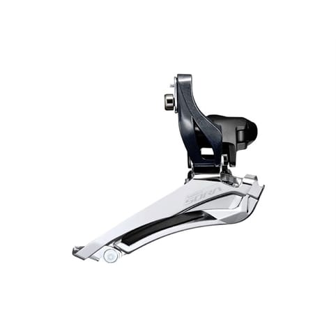 SHIMANO FD-R3000 SORA 2x9-SPEED CLAMP BAND FRONT DERAILLEUR *