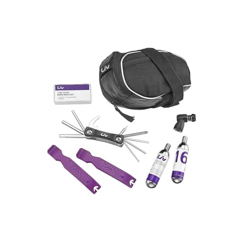 GIANT LIV QUICK FIX COMPRESS COMBO KIT CO2