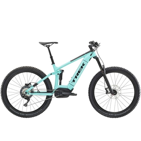 trek powerfly 7 wsd 650b fs e mtb bike 2019 all terrain. Black Bedroom Furniture Sets. Home Design Ideas