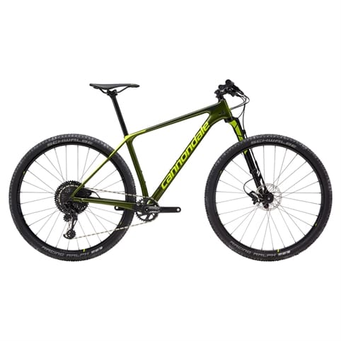 CANNONDALE F-Si CARBON 3 HARDTAIL MOUNTAIN BIKE 2019