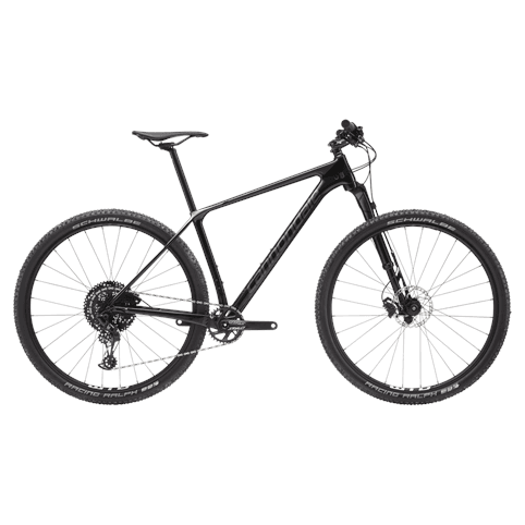CANNONDALE F-Si CARBON 4 HARDTAIL MOUNTAIN BIKE 2019