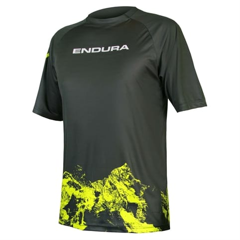 ENDURA SINGLETRACK PRINT T MOUNTAINS