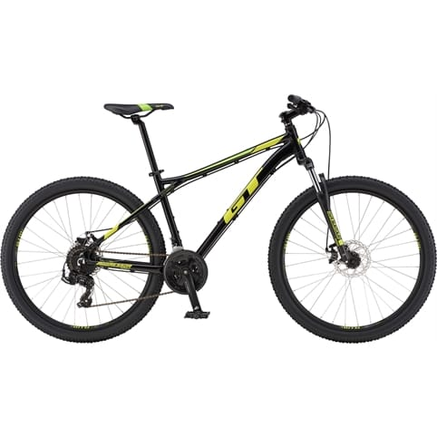 GT AGGRESSOR SPORT HARDTAIL MOUNTAIN BIKE 2019