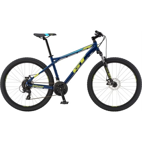 GT AGGRESSOR COMP HARDTAIL MOUNTAIN BIKE 2019